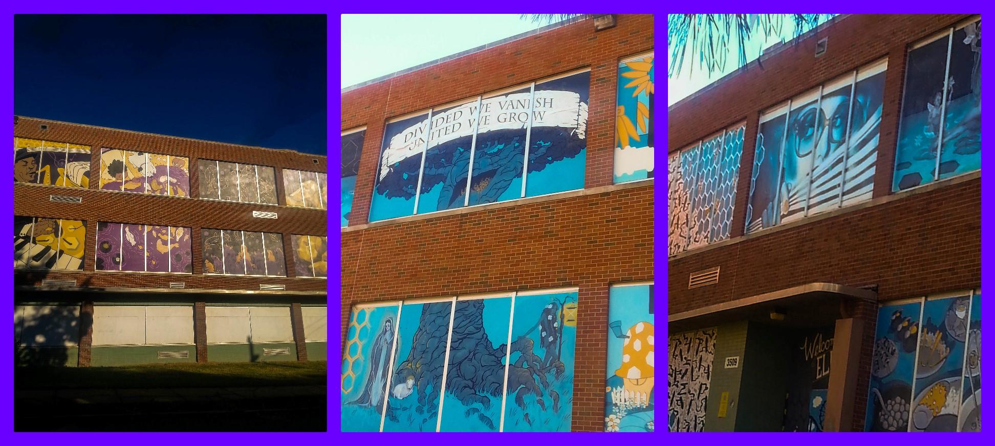 Northeast Kansas City Murals
